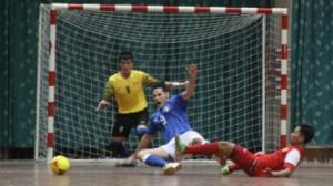 ĐT futsal VN - Y(cupQT2012)