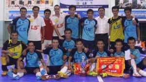 Chung kết Thái Sơn Nam Cup 2012