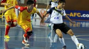 Thái Sơn Nam tại VCK giải futsal các CLB châu Á 2013