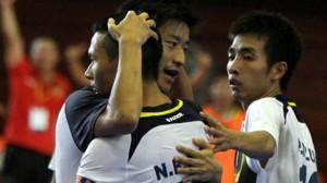 Thai Son Nam chance deep in the Asian Futsal