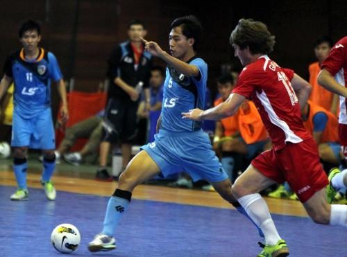 Một lần nữa giành chiến thắng 6-3 trước Dural Warriors trong trận tranh hạng 3