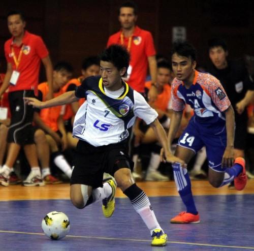 Hòa Pelindo FC (Indonesia) 2-2 trong trận đấu thứ 2