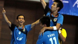 Nhìn lại hành trình của Thái Sơn Nam tại vòng loại giải vô địch futsal các CLB châu Á 2013 - khu vực Đông Á