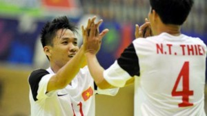 Thai Son Nam enters 2013 Asia Futsal clubs final round