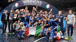 UEFA Futsal EURO 2014 in pictures