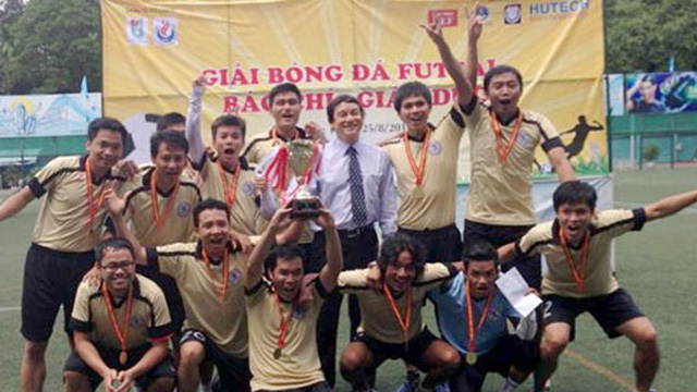 Futsal championship for local journalists to kick off