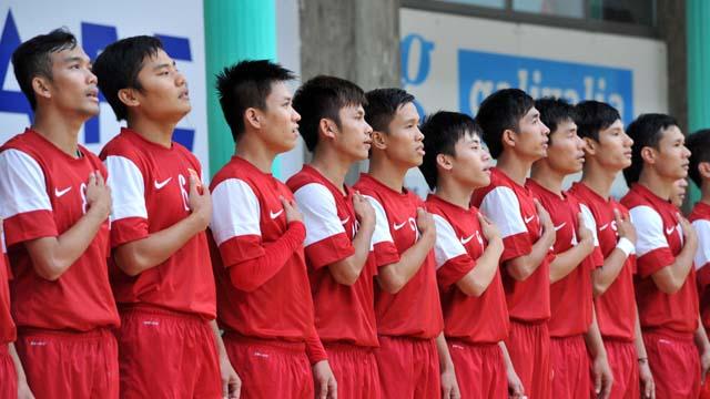 Futsal player Hao caught doping