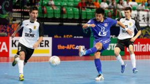 Thái Sơn Nam giành HCĐ giải futsal các CLB châu Á 2019