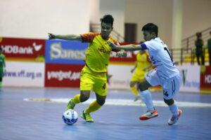 Thái Sơn Nam trở thành cựu vương Cúp Quốc gia Futsal sau loạt đấu súng